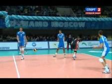Dynamo Moscow - Lokomotiv Belgorod (Highlights, 2nd match)