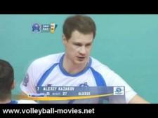 Alexey Kazakov 3rd meter spike (Kazan - Dynamo Moscow)