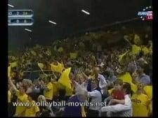 Casa Modena - Trentino Volley (Highlights)