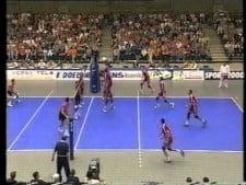 Bas van der Goor nice action