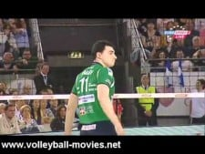 Nikola Grbić one-hand set