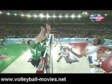 Osmany Juantorena 2nd meter spike