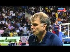 Volleyball parody: Brazil - Bulgaria