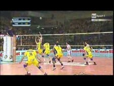 Long rally (Casa Modena - Trentino Volley)