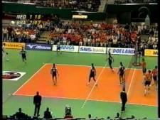 Netherlands - Brazil (SET4, 5)