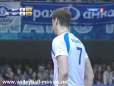 Alexander Abrosimov 3rd meter spike