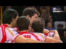 Best actions: Lube Macerata - Sisley Treviso