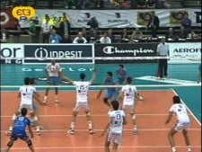 Iraklis Thessaloniki - Trentino Volley