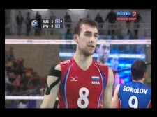Denis Biryukov 4 aces in the row