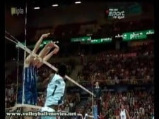Best Blocks in World League 2011 Final Eight