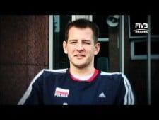 Bartosz Kurek interview (World League 2011 Final Eight)