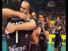 Łukasz Żygadło in match Trentino Volley - Dynamo Moscow