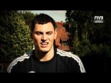 Zbigniew Bartman interview (World League 2011 Final Eight)