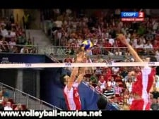Quick attacks in World League 2011 Final Eight