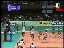 Cuba - Bulgaria (SET2)
