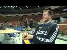Polish training before World League 2011 Final Eight (part 2)