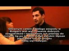 Interview with Matey Kaziyski