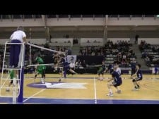 Paris Volley - Tourcoing Lille (Highlights)
