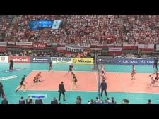 Matey Kaziyski high-reach spike