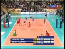Lokomotiv Novosibirsk - Zenit Kazan