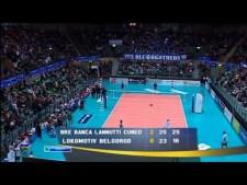 Bre Banca Cuneo - Lokomotiv Belgorod