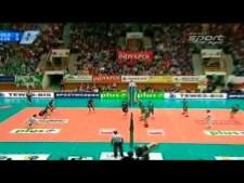 Metodi Ananiev in match AZS Olsztyn - AZS Częstochowa