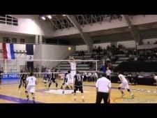 Paris Volley - Nantes Rezé Métropole (Highlights)