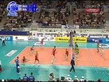 Metodi Ananiev in match Russia - Bulgaria