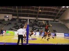 Paris Volley - Narbonne Volley (Highlights)