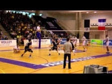 Paris Volley - Tours VB (Highlights)