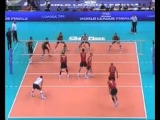 Giba in World League 2011 Final Eight