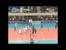 Long rally (Trentino Volley - Resovia Rzeszów)