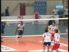 Olimpiacos Piraeus - Iraklis Thessaloniki (Highlights)