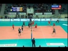 Pavel Abramov in match Iskra Odintsovo - Lokomotiv Belgorod