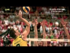 Brazil - Russia Highlights (slow motion)