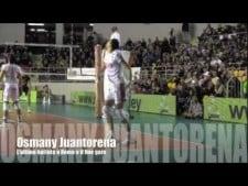 Osmany Juantorena sky-ball