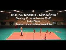 Noliko Maaseik - CSKA Sofia Trailer