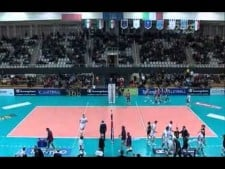 Referee's work in match Trentino Volley - Kędzierzyn-Koźle