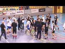 Volleyball quarrel (GTPS Gorzów - Energetyk Jaworzno)