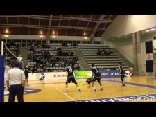 Paris Volley - AS Cannes (Highlights)