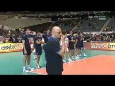 Volleyball quarrel (Poland - Italy)