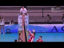 Acqua Paradiso Monza - Trentino Volley (Highlights)