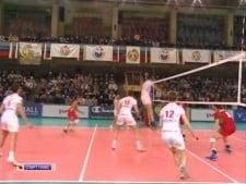 Lokomotiv Novosibirsk - Lube Banca Macerata (Highlights)
