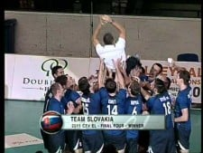 The best moments of Slovakian national team in 2011