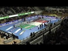 Trentino Volley - Vibo Valentia (short cut)