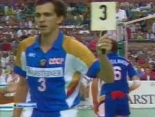 Italy - USSR (EuroVolley 1991 Final)