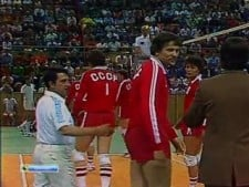 USSR - Bulgaria (The Olympics 1980 Final)
