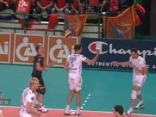 CAI Teruel - Trentino Volley (Highlights)