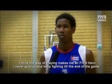 FIVB Hereos: Wilfredo Leon