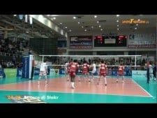 Trentino Volley - Noliko Maaseik (Highlights, 2nd movie)